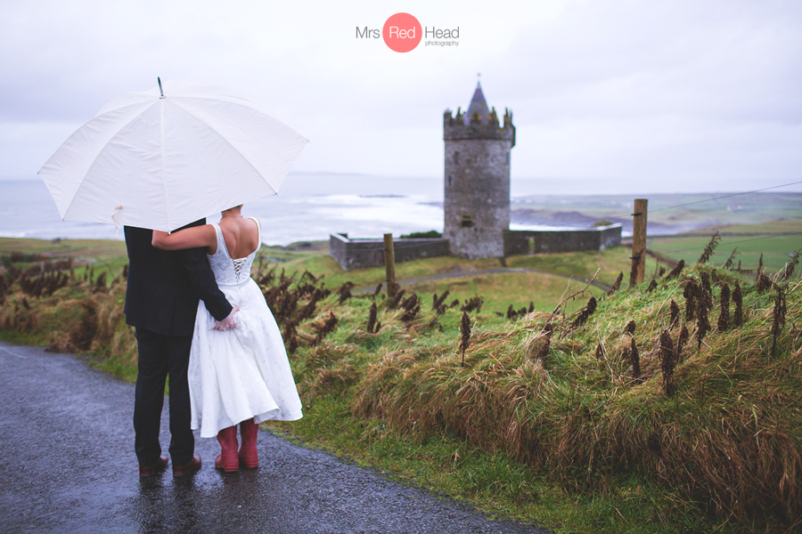 First Eco-Friendly Doolin wedding - Raquel & Conor's Fun day !