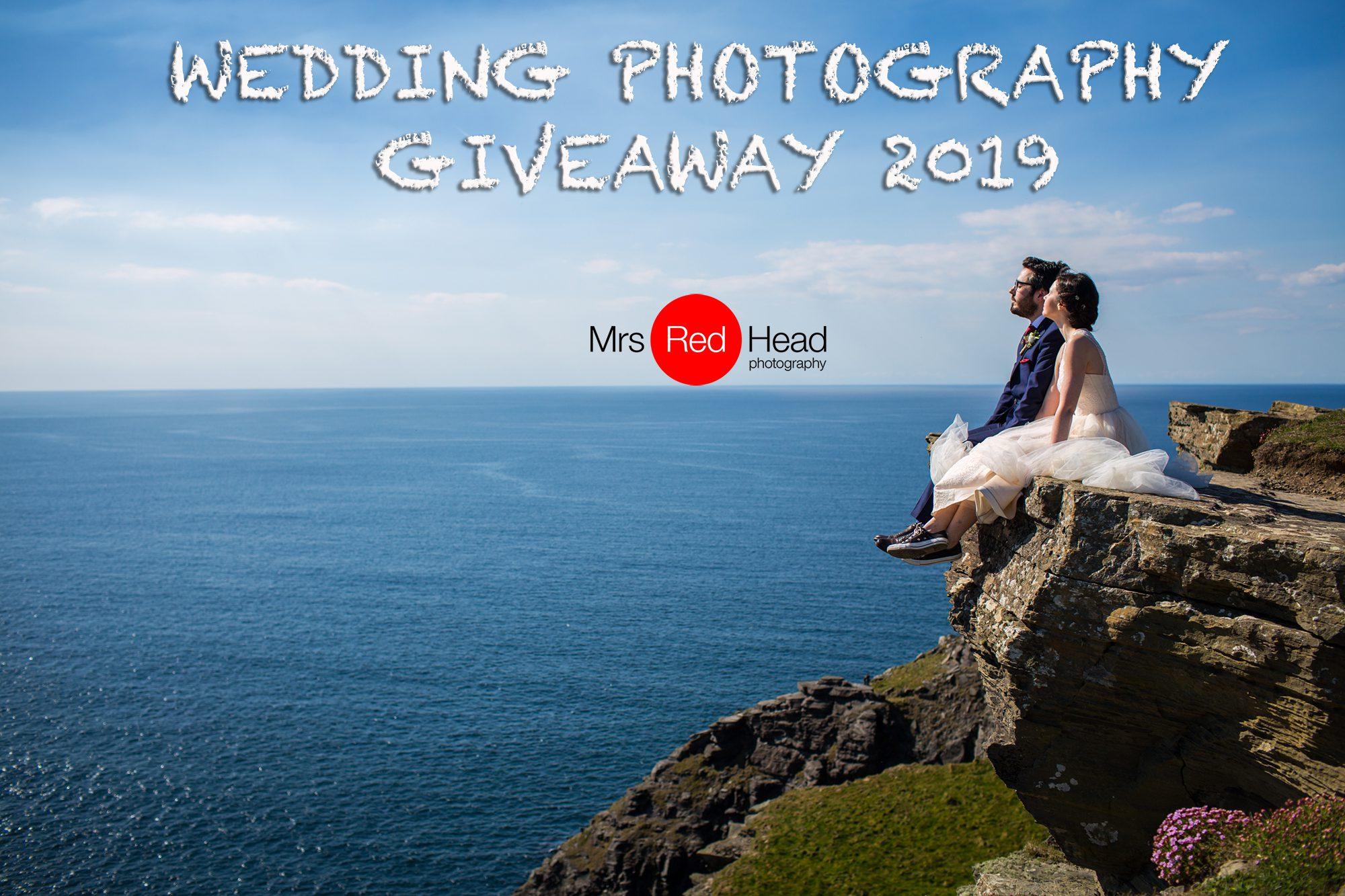 MrsRedhead Wedding Photography Ireland Giveaway 2019